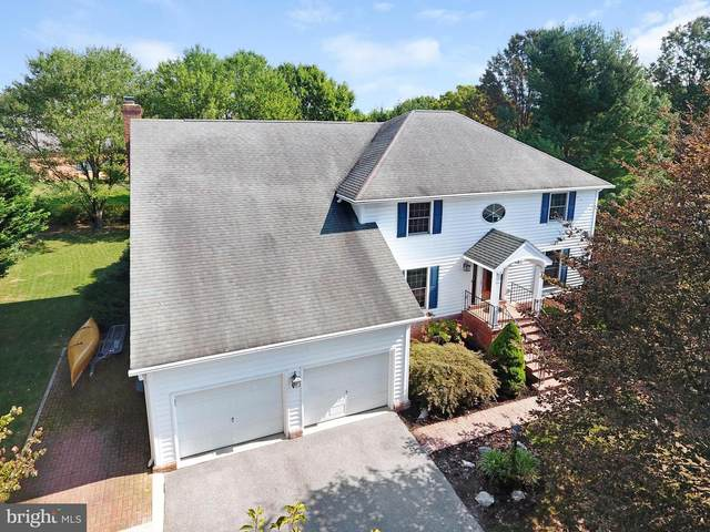 19636 Portsmouth Drive, HAGERSTOWN, MD 21742 (#MDWA170548) :: AJ Team Realty