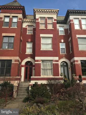 1225 Girard Street NW, WASHINGTON, DC 20009 (#DCDC458130) :: The Vashist Group