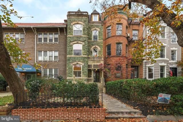 1832 16TH Street NW #2, WASHINGTON, DC 20009 (#DCDC458148) :: John Smith Real Estate Group