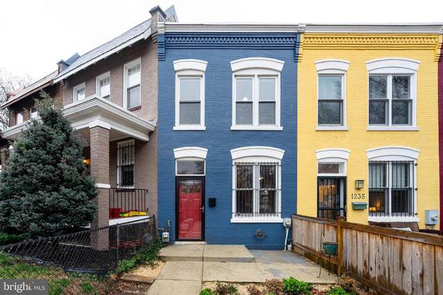 1237 Potomac Avenue SE, WASHINGTON, DC 20003 (#DCDC458156) :: The Bob & Ronna Group