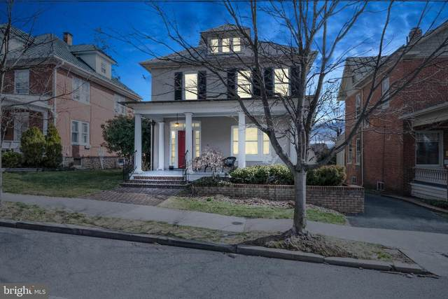 436 N Braddock Street, WINCHESTER, VA 22601 (#VAWI113878) :: Viva the Life Properties