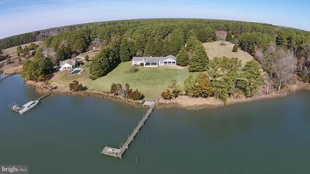 24181 Old House Cove Road, SAINT MICHAELS, MD 21663 (#MDTA137370) :: Erik Hoferer & Associates