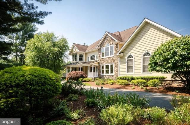 72 W Shore Drive, PENNINGTON, NJ 08534 (#NJME291610) :: Pearson Smith Realty