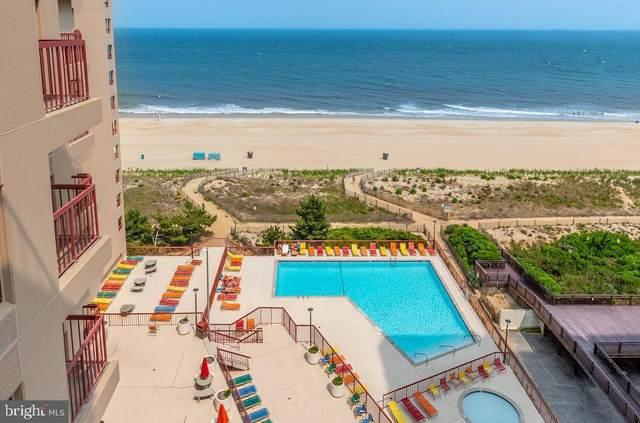 11200 Coastal Highway #907, OCEAN CITY, MD 21842 (#MDWO112018) :: Atlantic Shores Realty