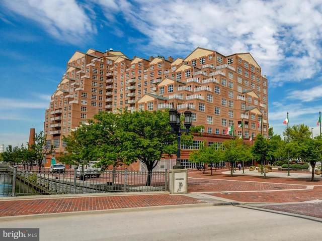 250 President Street #1202, BALTIMORE, MD 21202 (#MDBA499904) :: Advon Group