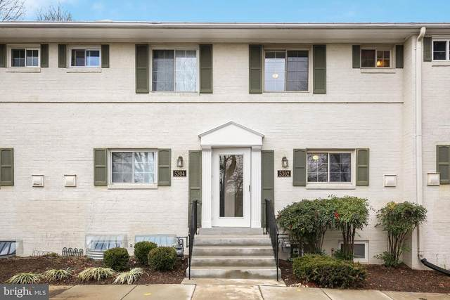 5302 Pooks Hill Road #306, BETHESDA, MD 20814 (#MDMC695394) :: The Miller Team