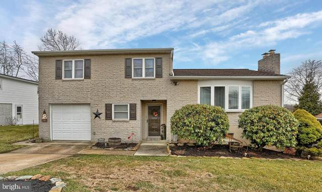609 Colonial Drive, DALLASTOWN, PA 17313 (#PAYK133066) :: Liz Hamberger Real Estate Team of KW Keystone Realty