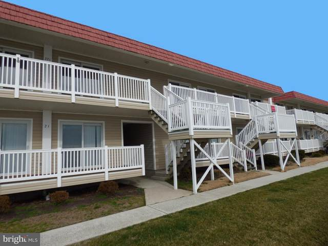 8904 Rusty Anchor Road #22103, OCEAN CITY, MD 21842 (#MDWO112024) :: Atlantic Shores Realty