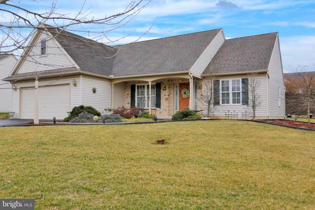 16 Thea Court, WOMELSDORF, PA 19567 (#PABK354120) :: Charis Realty Group