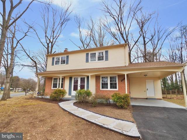 6901 Huntsman Boulevard, SPRINGFIELD, VA 22153 (#VAFX1110632) :: Jacobs & Co. Real Estate
