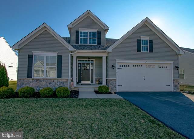 250 Augusta National Drive, MAGNOLIA, DE 19962 (#DEKT236020) :: John Smith Real Estate Group