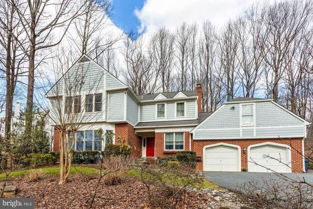9129 Vendome Drive, BETHESDA, MD 20817 (#MDMC695416) :: AJ Team Realty