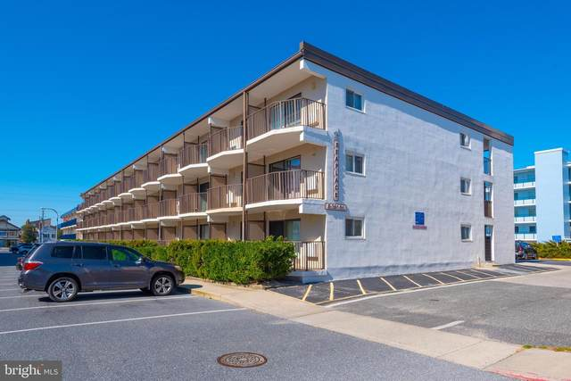 8 36TH Street #101, OCEAN CITY, MD 21842 (#MDWO112026) :: Shamrock Realty Group, Inc