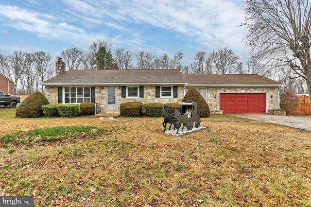 5845 York Road, SPRING GROVE, PA 17362 (#PAYK133074) :: Bob Lucido Team of Keller Williams Integrity