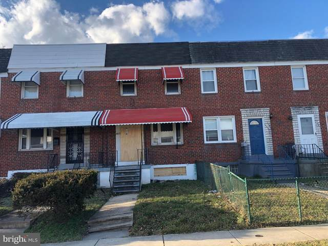 4872 Greencrest Road, BALTIMORE, MD 21206 (#MDBA499916) :: The Vashist Group