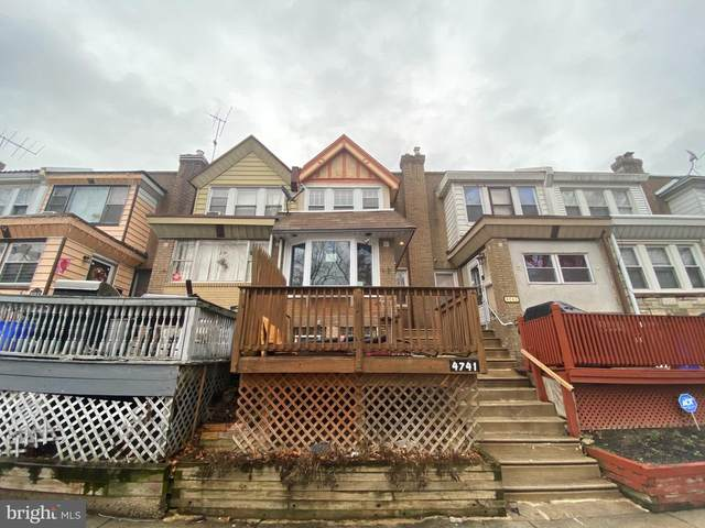 4741 Bleigh Avenue, PHILADELPHIA, PA 19136 (#PAPH870656) :: John Smith Real Estate Group