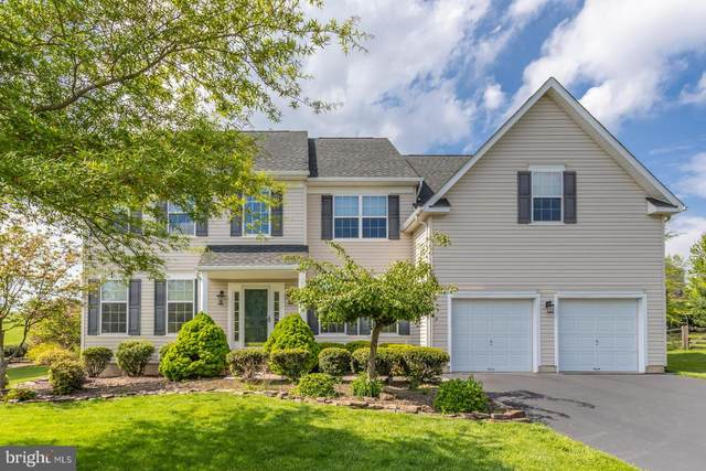 5006 Woodgate Lane, COLLEGEVILLE, PA 19426 (#PAMC638556) :: The John Kriza Team