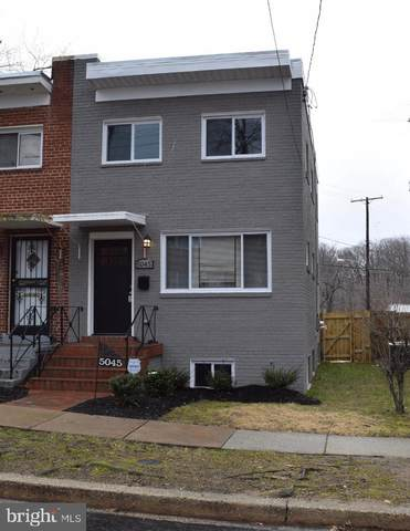 5045 13TH Street NE, WASHINGTON, DC 20017 (#DCDC458216) :: Advance Realty Bel Air, Inc