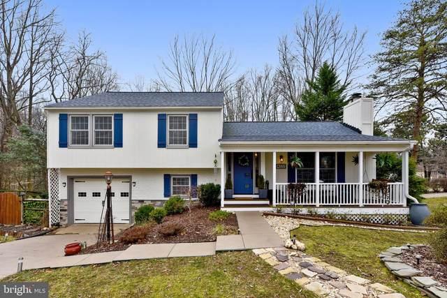 4222 Avon Drive, DUMFRIES, VA 22025 (#VAPW487422) :: John Smith Real Estate Group