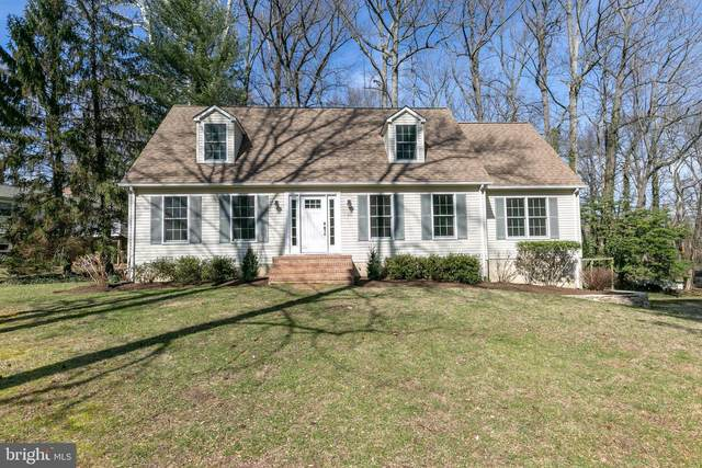 88 Severn Place, SEVERNA PARK, MD 21146 (#MDAA425204) :: The Vashist Group
