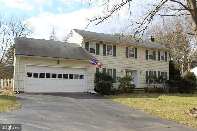 22 Norchester Drive, PRINCETON JUNCTION, NJ 08550 (#NJME291622) :: LoCoMusings