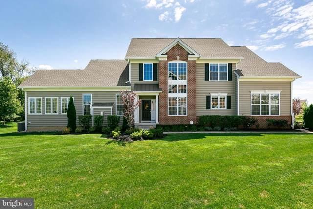 202 Eagle Court, MOORESTOWN, NJ 08057 (#NJBL366590) :: Linda Dale Real Estate Experts
