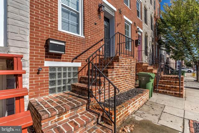 908 Ramsay Street, BALTIMORE, MD 21223 (#MDBA499952) :: Coleman & Associates