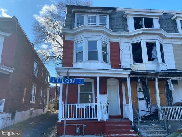 2632 Jefferson Street, HARRISBURG, PA 17110 (#PADA119114) :: John Smith Real Estate Group