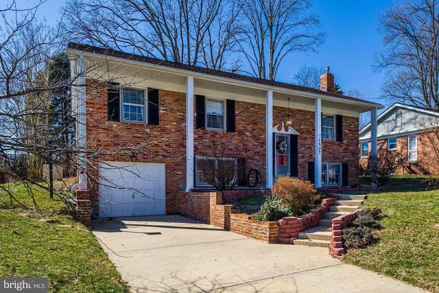 1507 Crestline Road, SILVER SPRING, MD 20904 (#MDMC695476) :: AJ Team Realty