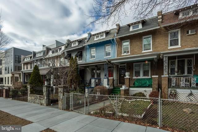 3910 Kansas Avenue NW, WASHINGTON, DC 20011 (#DCDC458234) :: Jim Bass Group of Real Estate Teams, LLC