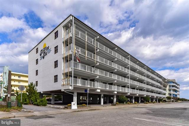 8 63RD Street #106, OCEAN CITY, MD 21842 (#MDWO112040) :: Berkshire Hathaway PenFed Realty