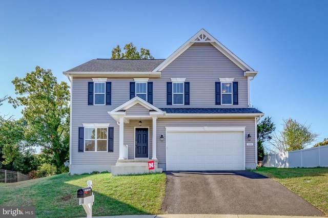 108 Addie Court, FREDERICKSBURG, VA 22401 (#VAFB116538) :: Viva the Life Properties