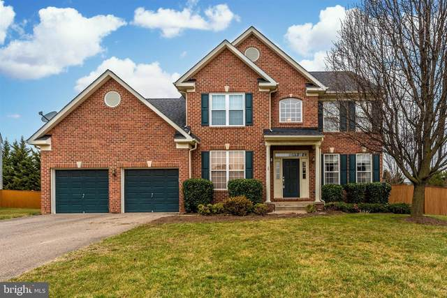4882 Meridian Court, FREDERICK, MD 21703 (#MDFR259730) :: LoCoMusings