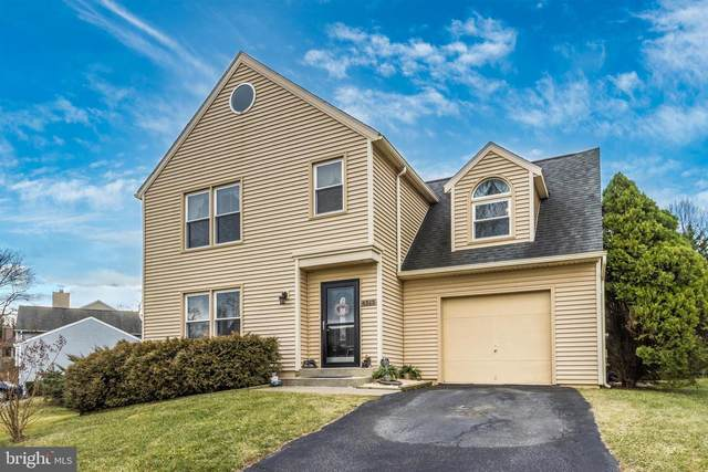 6515 Lakeview Court, NEW MARKET, MD 21774 (#MDFR259736) :: Viva the Life Properties