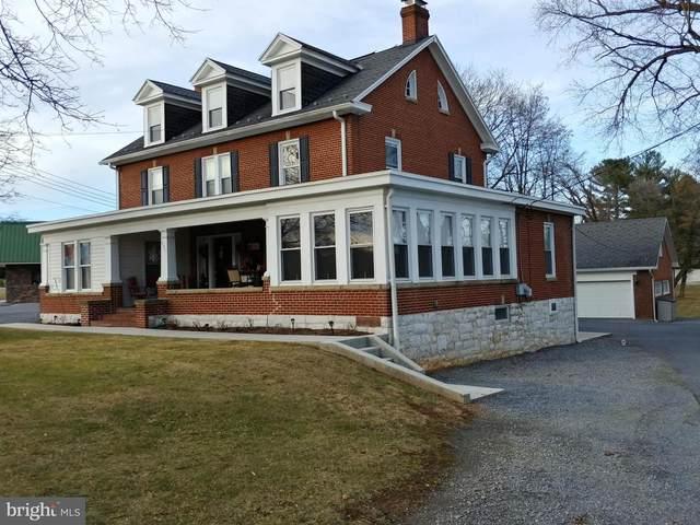 331 N Main Street, MERCERSBURG, PA 17236 (#PAFL171170) :: The Heather Neidlinger Team With Berkshire Hathaway HomeServices Homesale Realty
