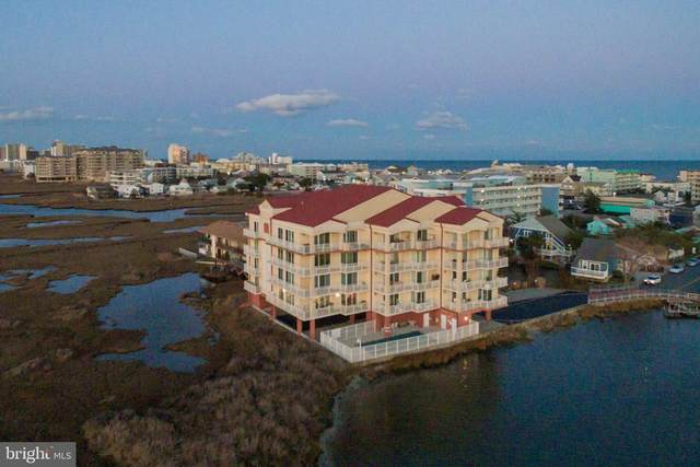 124 75TH Street #101, OCEAN CITY, MD 21842 (#MDWO112050) :: Atlantic Shores Realty