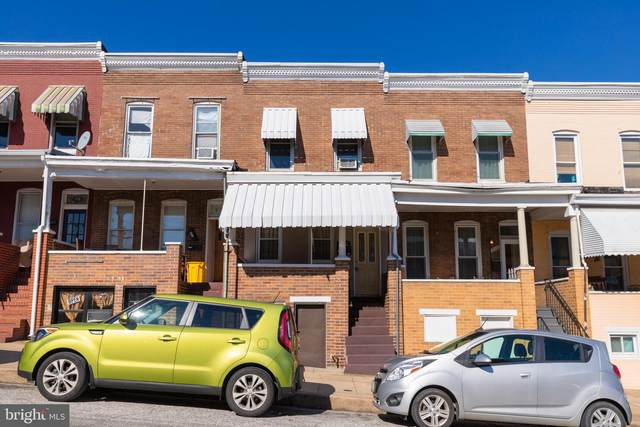 712 W 36TH Street, BALTIMORE, MD 21211 (#MDBA499996) :: Bic DeCaro & Associates