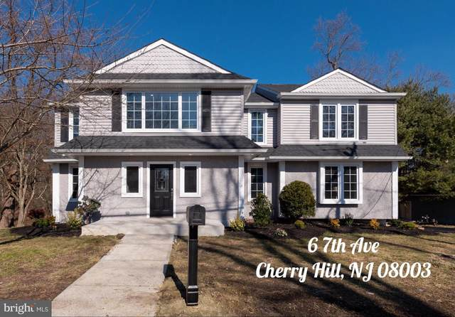 6 7TH Avenue, CHERRY HILL, NJ 08003 (#NJCD386940) :: Nexthome Force Realty Partners