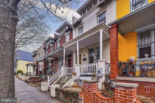 924 Euclid Street NW, WASHINGTON, DC 20001 (#DCDC458276) :: Jim Bass Group of Real Estate Teams, LLC