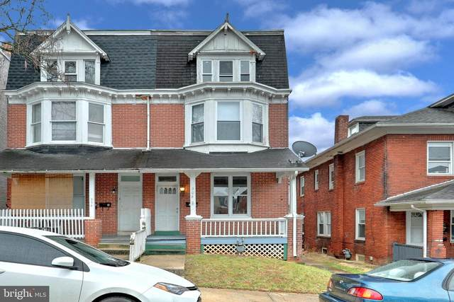 906 W Locust Street, YORK, PA 17401 (#PAYK133126) :: Liz Hamberger Real Estate Team of KW Keystone Realty