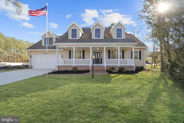 4 Egret Court, BETHANY BEACH, DE 19930 (#DESU155864) :: Barrows and Associates