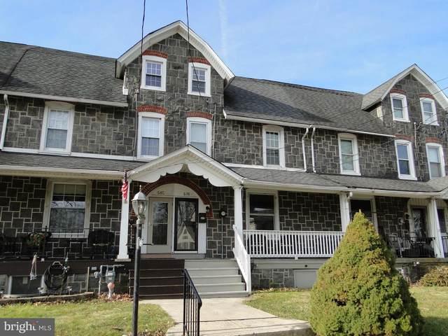 638 E Broad Street, QUAKERTOWN, PA 18951 (#PABU489462) :: Viva the Life Properties