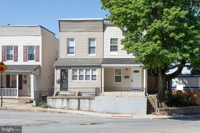 4030 Hickory Avenue, BALTIMORE, MD 21211 (#MDBA500014) :: Bic DeCaro & Associates
