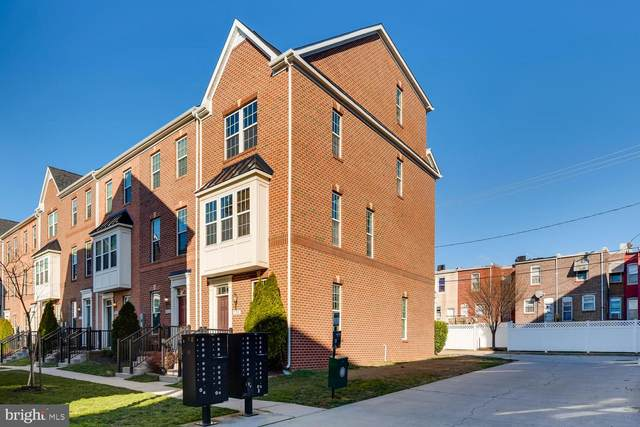 735 S Macon Street, BALTIMORE, MD 21224 (#MDBA500016) :: The MD Home Team