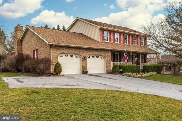 6742 Meadowside Drive, FREDERICK, MD 21702 (#MDFR259752) :: Colgan Real Estate