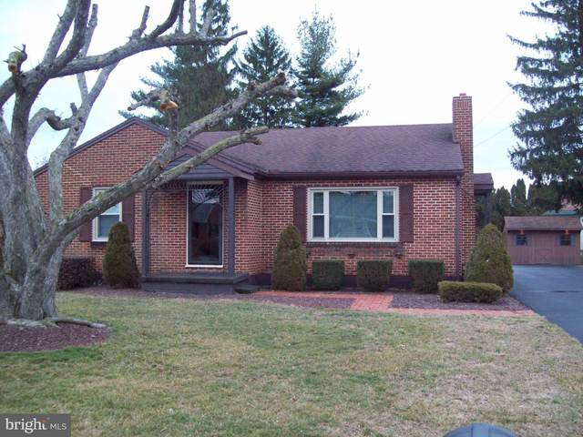 112 Miller Drive, FAYETTEVILLE, PA 17222 (#PAFL171176) :: The Joy Daniels Real Estate Group