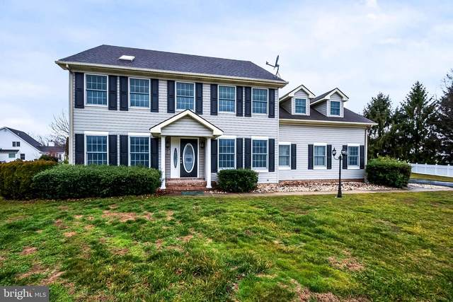120 Gardengate Road, CAMDEN WYOMING, DE 19934 (#DEKT236066) :: Epic Realty
