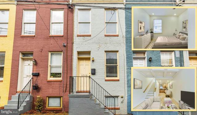 1018 Booth Street, BALTIMORE, MD 21223 (#MDBA500032) :: AJ Team Realty