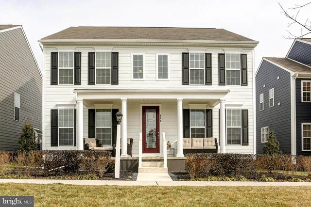 510 Cain Alley, MECHANICSBURG, PA 17050 (#PACB121368) :: The Heather Neidlinger Team With Berkshire Hathaway HomeServices Homesale Realty