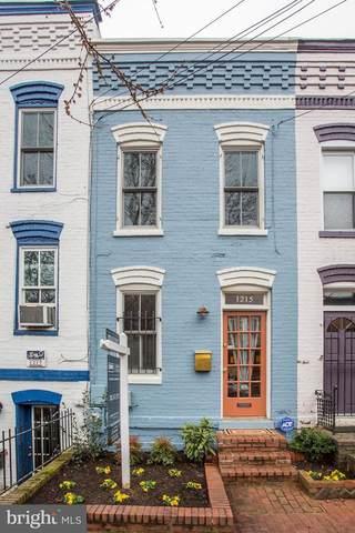 1215 C Street SE, WASHINGTON, DC 20003 (#DCDC458348) :: John Smith Real Estate Group